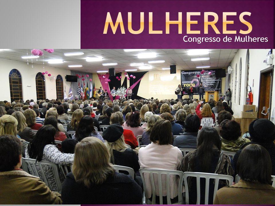 Mulheres Congresso de Mulheres