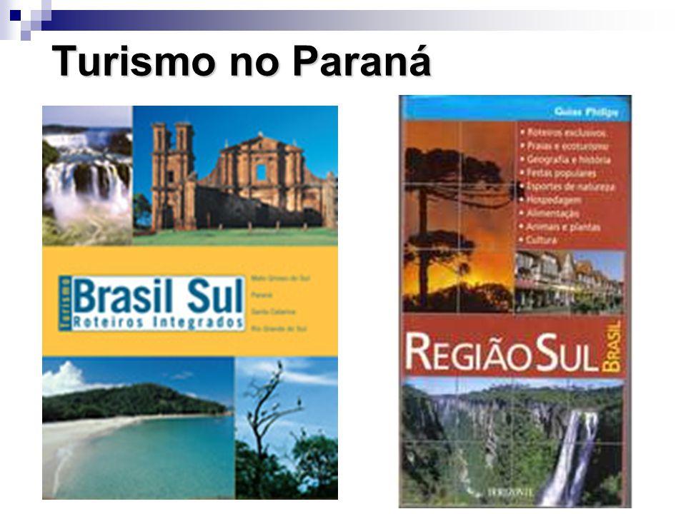 Turismo no Paraná