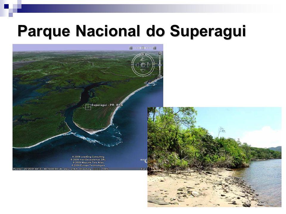 Parque Nacional do Superagui