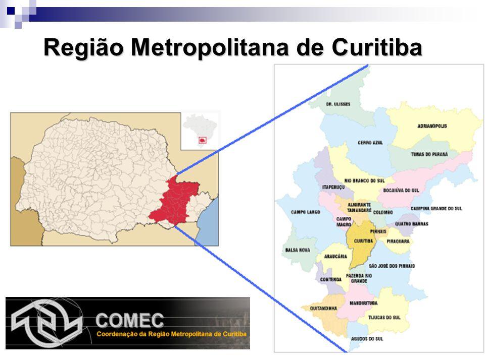 Região Metropolitana de Curitiba