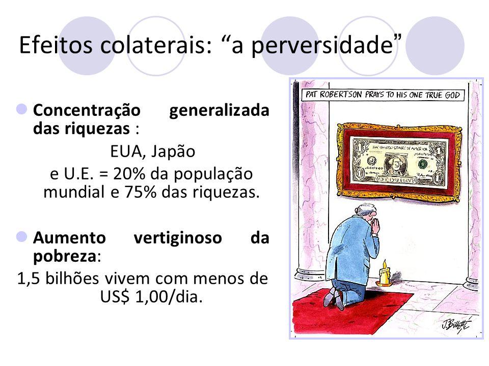 Efeitos colaterais: a perversidade