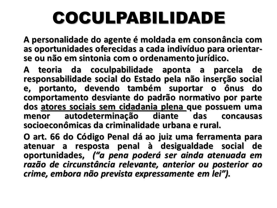 COCULPABILIDADE