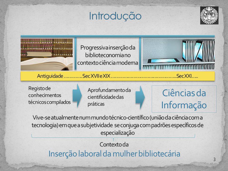 Introdução Ciências da Informação