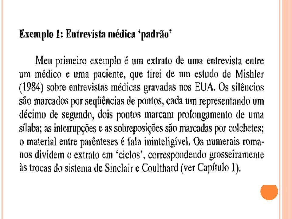 Mishler, 1984