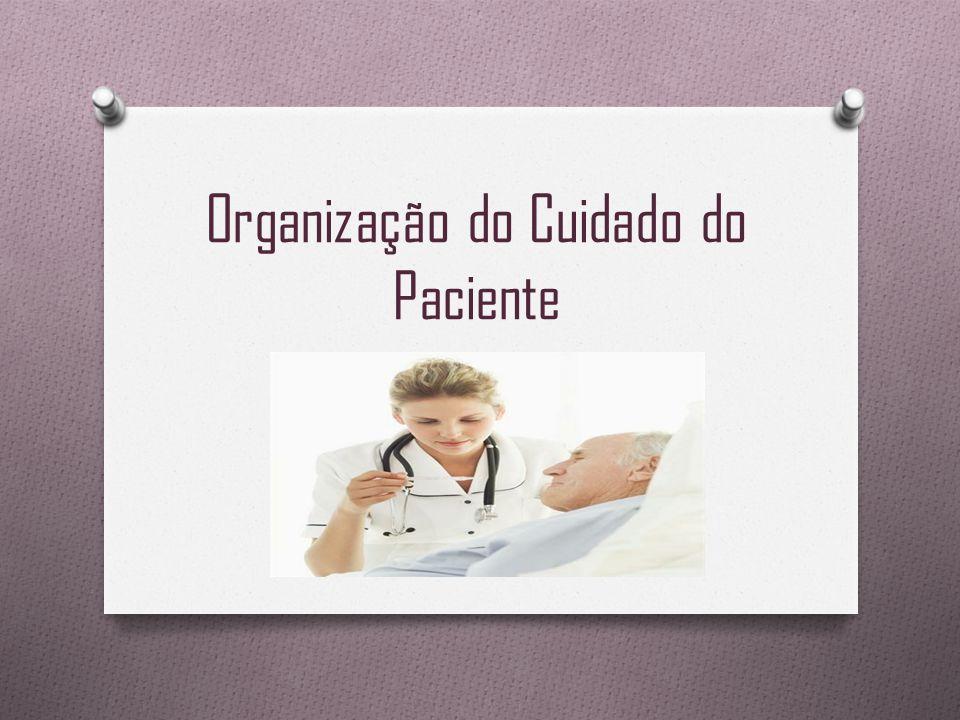 Organização do Cuidado do Paciente