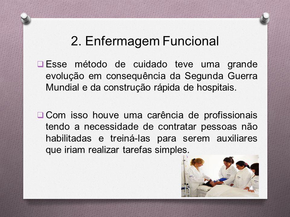 2. Enfermagem Funcional