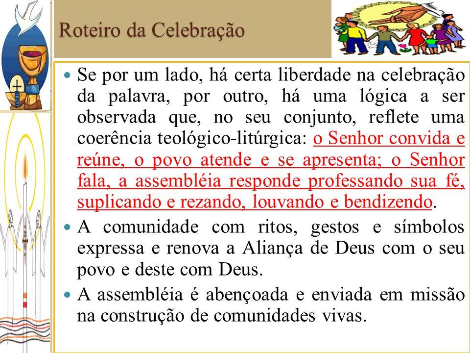 Roteiro da Celebração