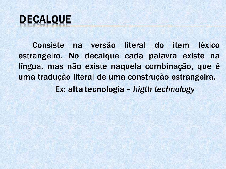 Decalque