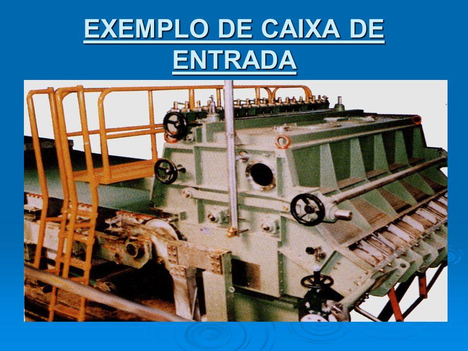 EXEMPLO DE CAIXA DE ENTRADA