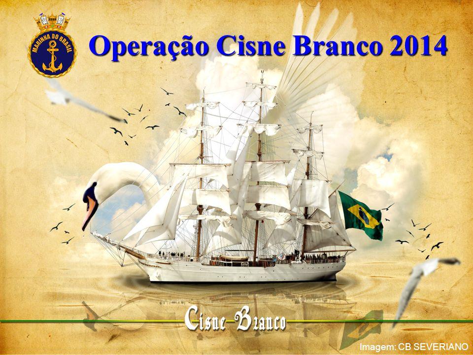 Operação Cisne Branco 2014 Imagem: CB SEVERIANO
