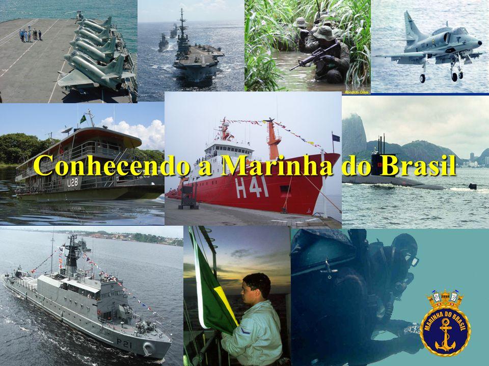 Conhecendo a Marinha do Brasil