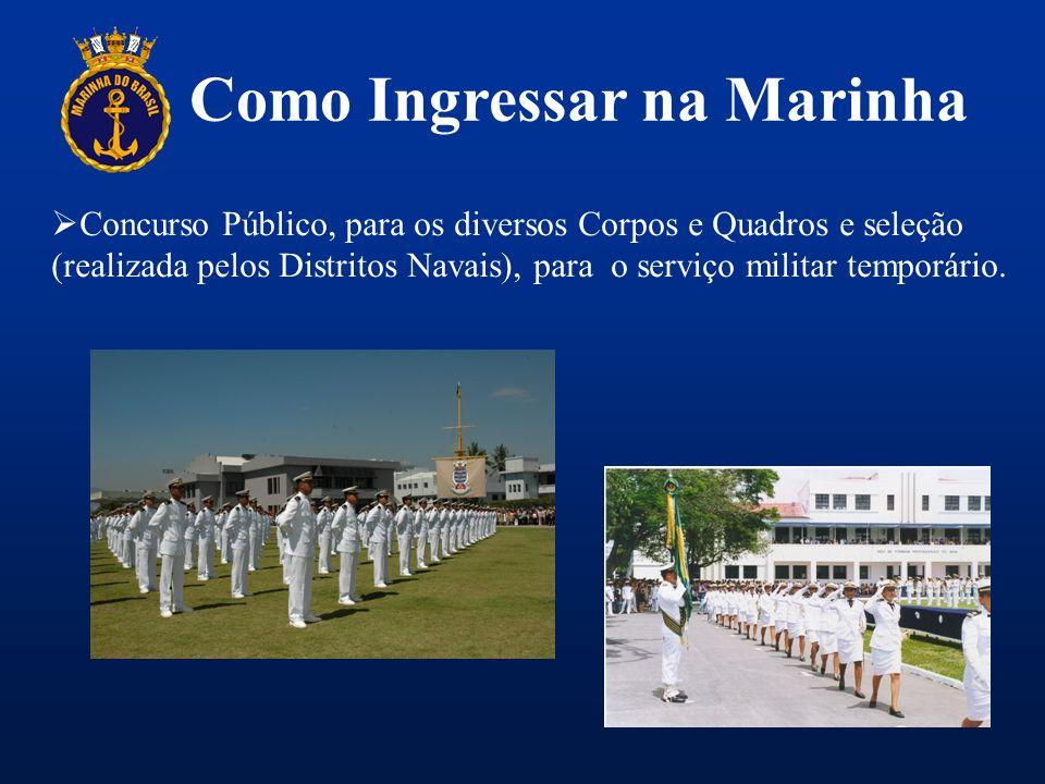 Como Ingressar na Marinha