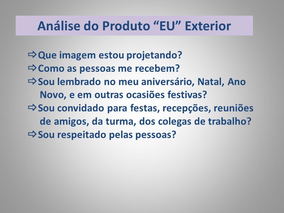 Análise do Produto EU Exterior