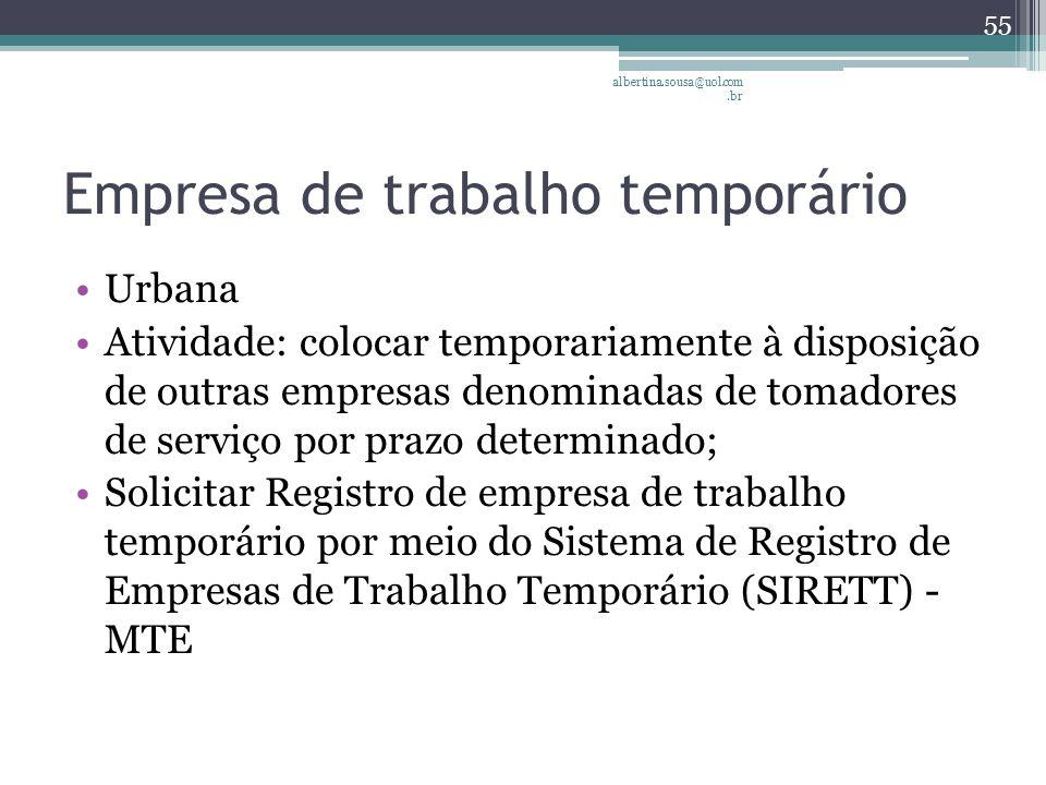 Empresa de trabalho temporário