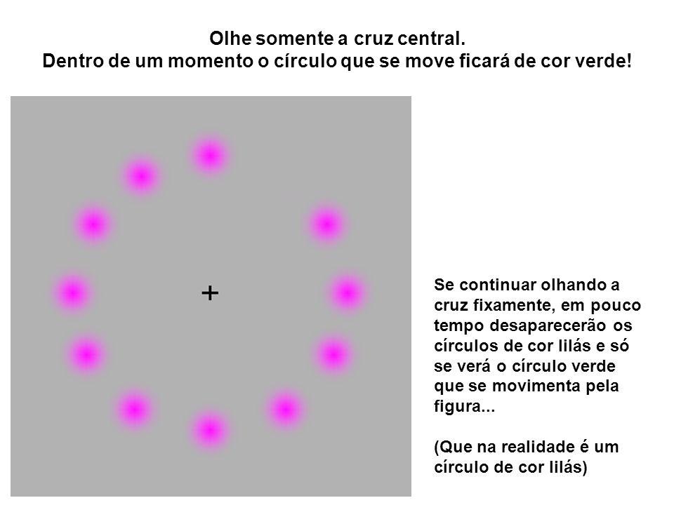 Olhe somente a cruz central