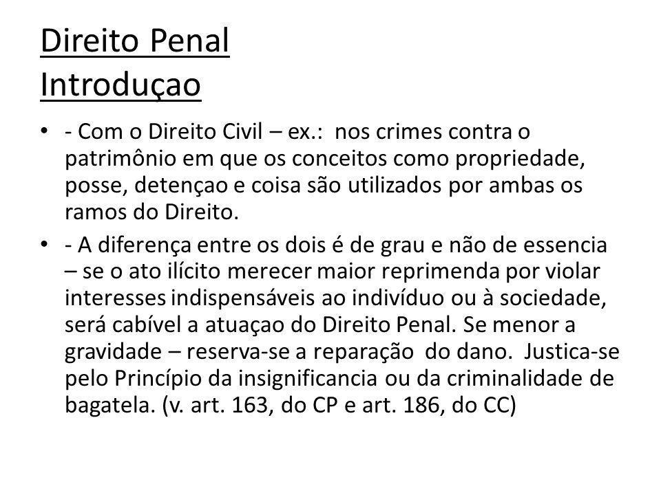Direito Penal Introduçao