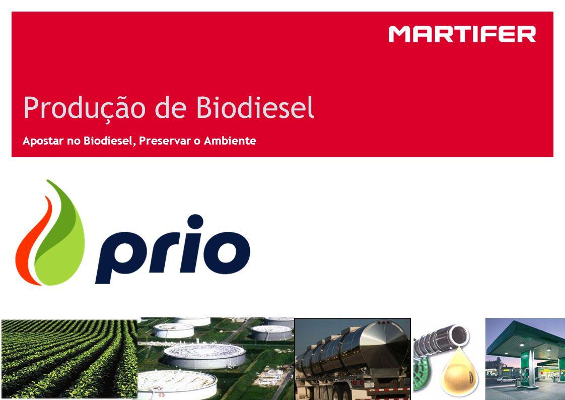 Apostar no Biodiesel, Preservar o Ambiente