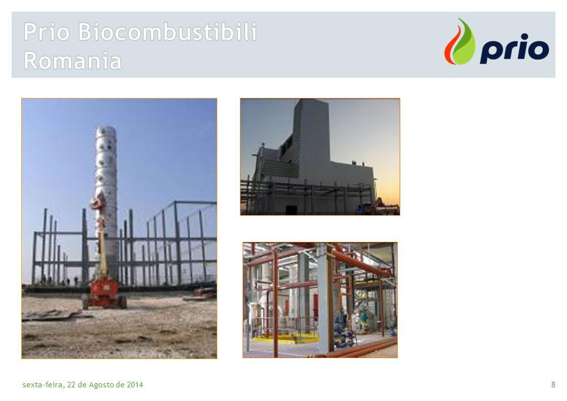 Prio Biocombustibili Romania