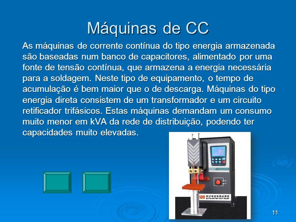 Máquinas de CC