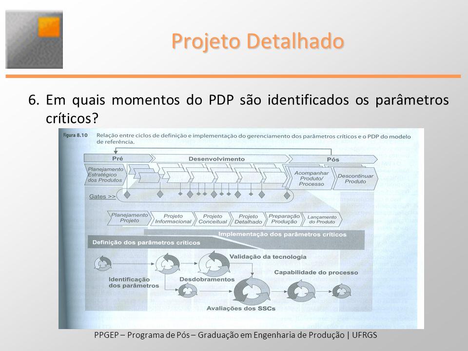 PPGEP – Programa de Pós – Graduação em Engenharia de Produção | UFRGS