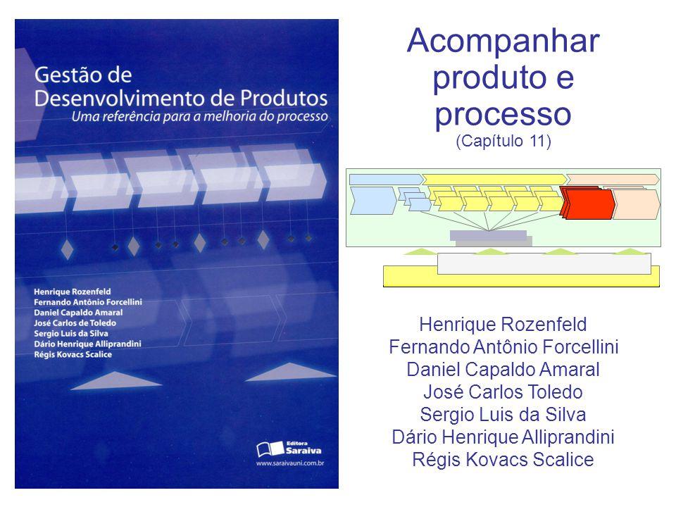 Acompanhar produto e processo