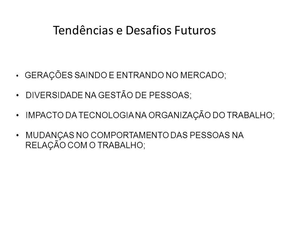 Tendências e Desafios Futuros