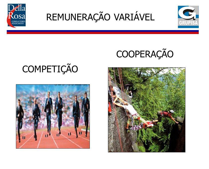 REMUNERAÇÃO VARIÁVEL COOPERAÇÃO COMPETIÇÃO