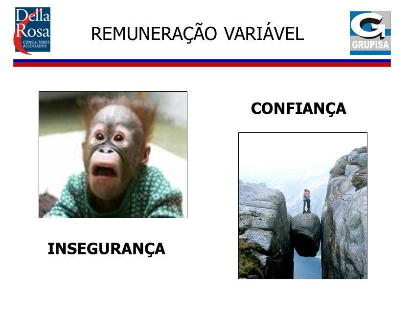 REMUNERAÇÃO VARIÁVEL CONFIANÇA INSEGURANÇA