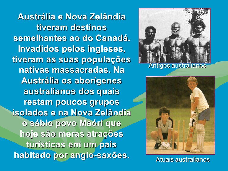 Antigos australianos