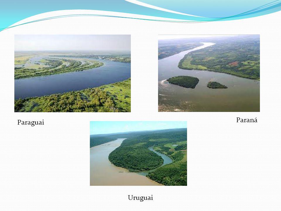 Paraná Paraguai Uruguai