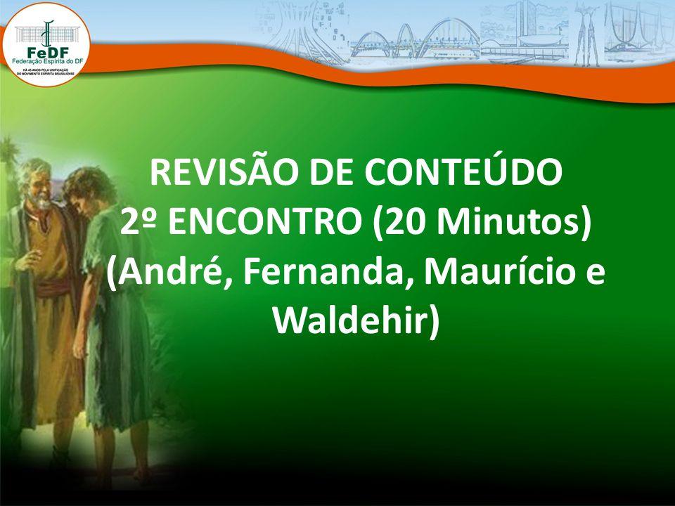 (André, Fernanda, Maurício e Waldehir)