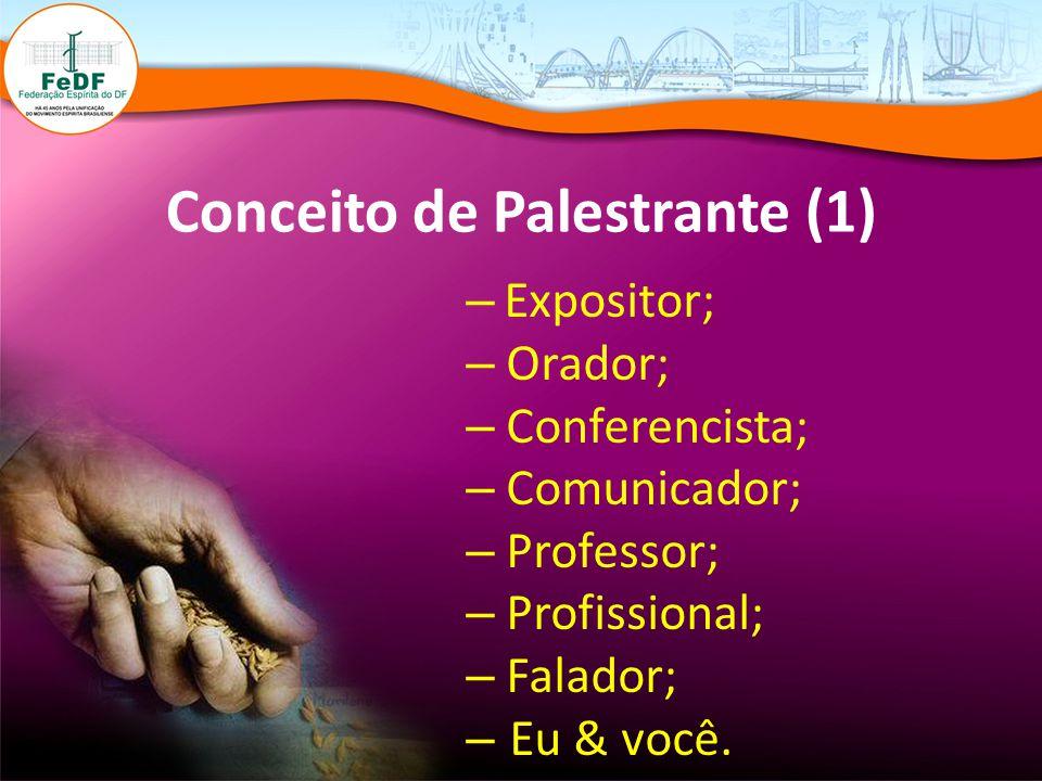 Conceito de Palestrante (1)