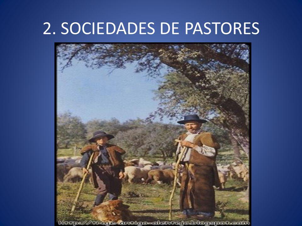2. SOCIEDADES DE PASTORES