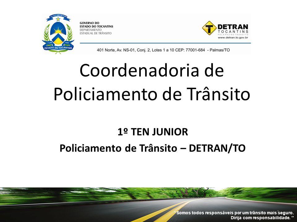 Coordenadoria de Policiamento de Trânsito
