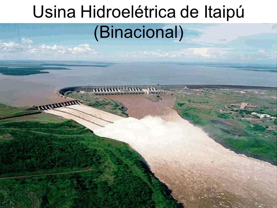 Usina Hidroelétrica de Itaipú (Binacional)