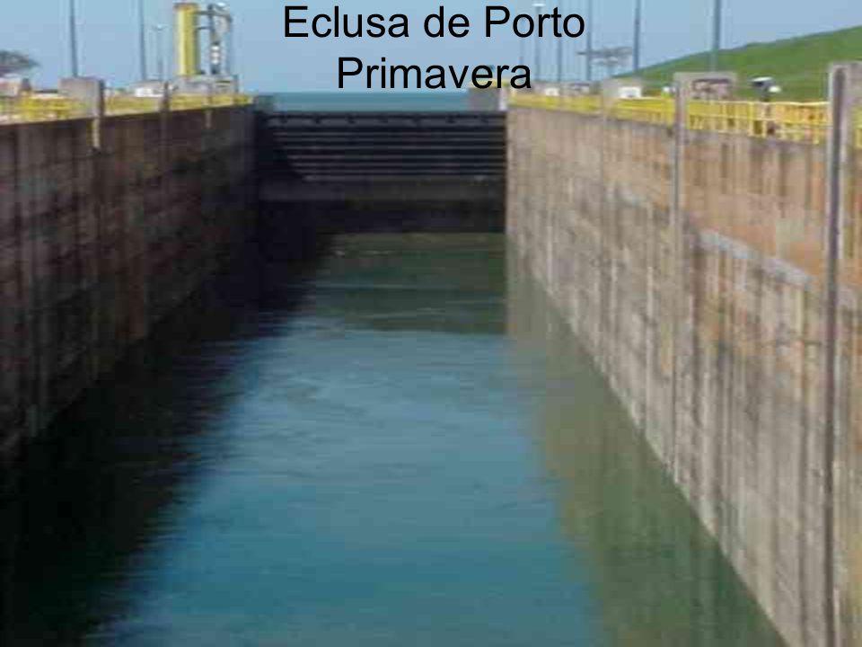 Eclusa de Porto Primavera