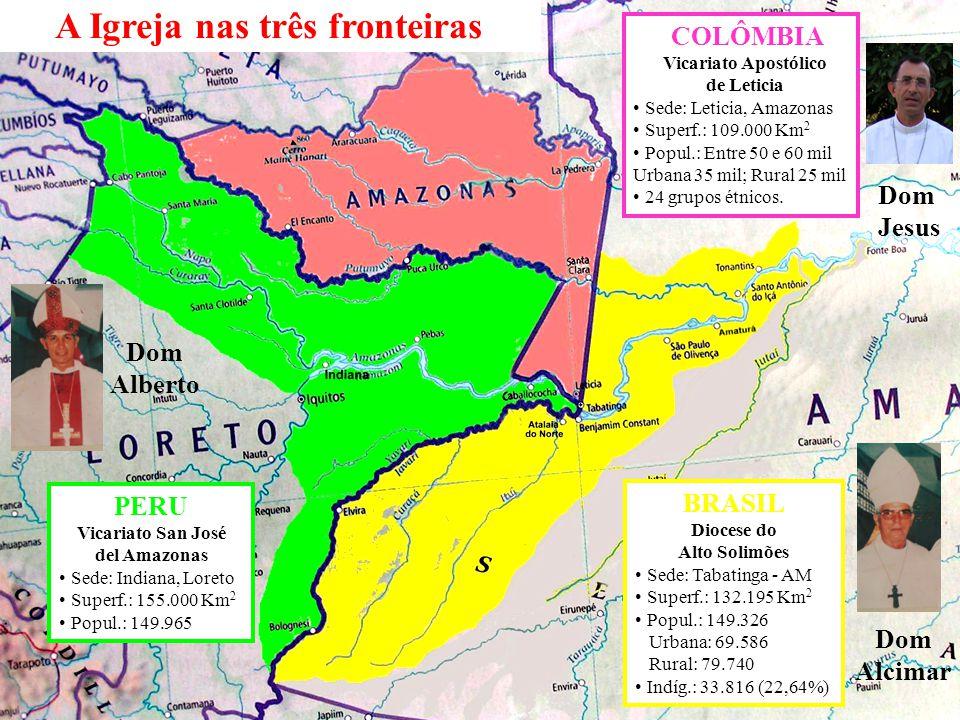 A Igreja nas três fronteiras