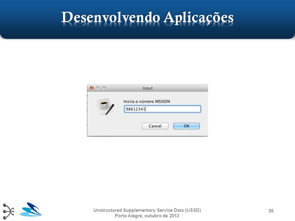 Desenvolvendo Aplicações