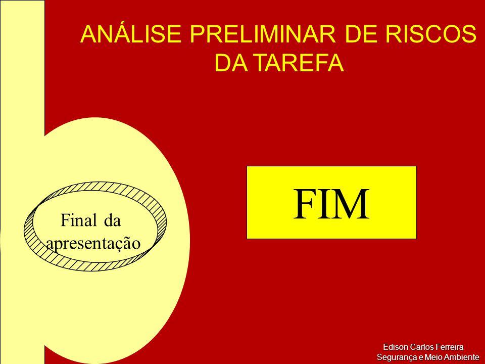 FIM Final da apresentação