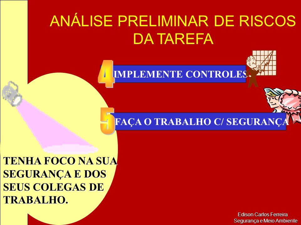 FAÇA O TRABALHO C/ SEGURANÇA
