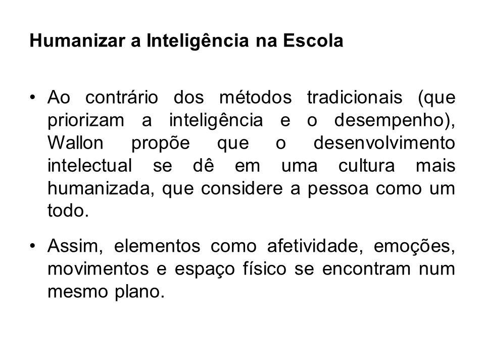 Humanizar a Inteligência na Escola