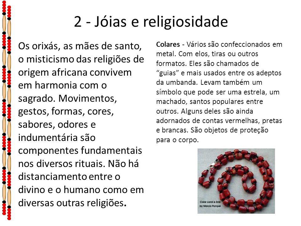 2 - Jóias e religiosidade