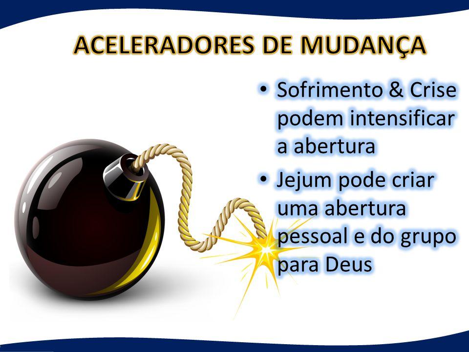 ACELERADORES DE MUDANÇA