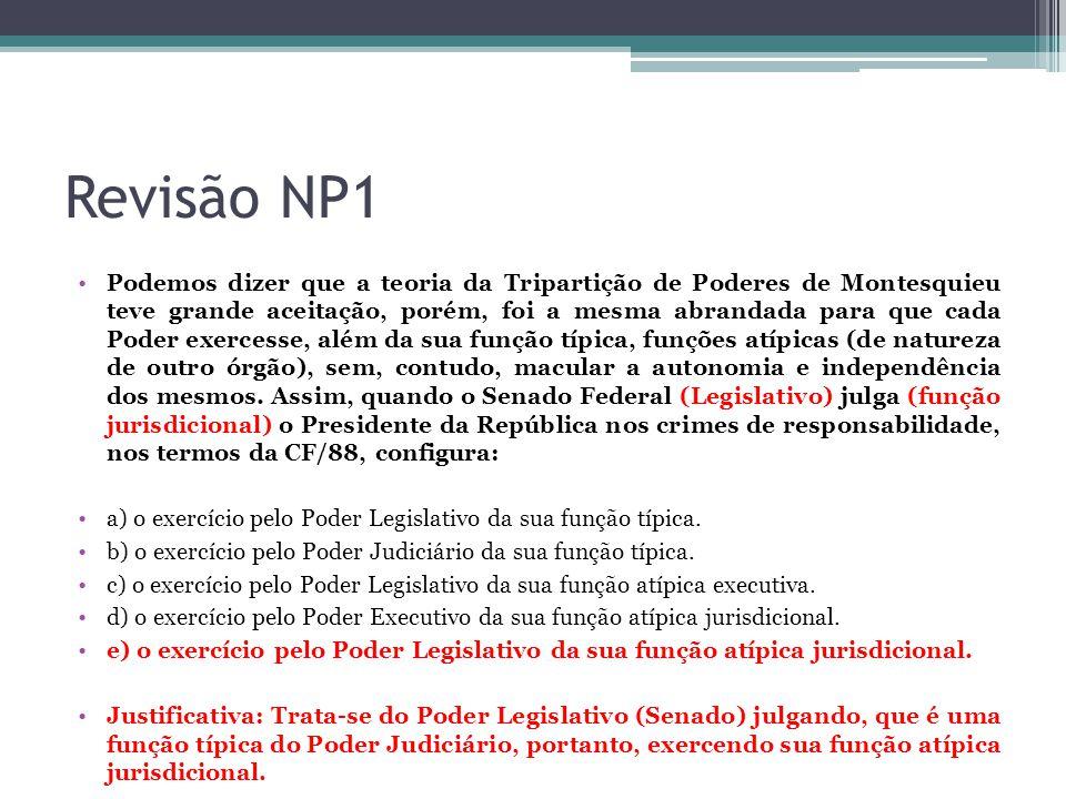 Revisão NP1