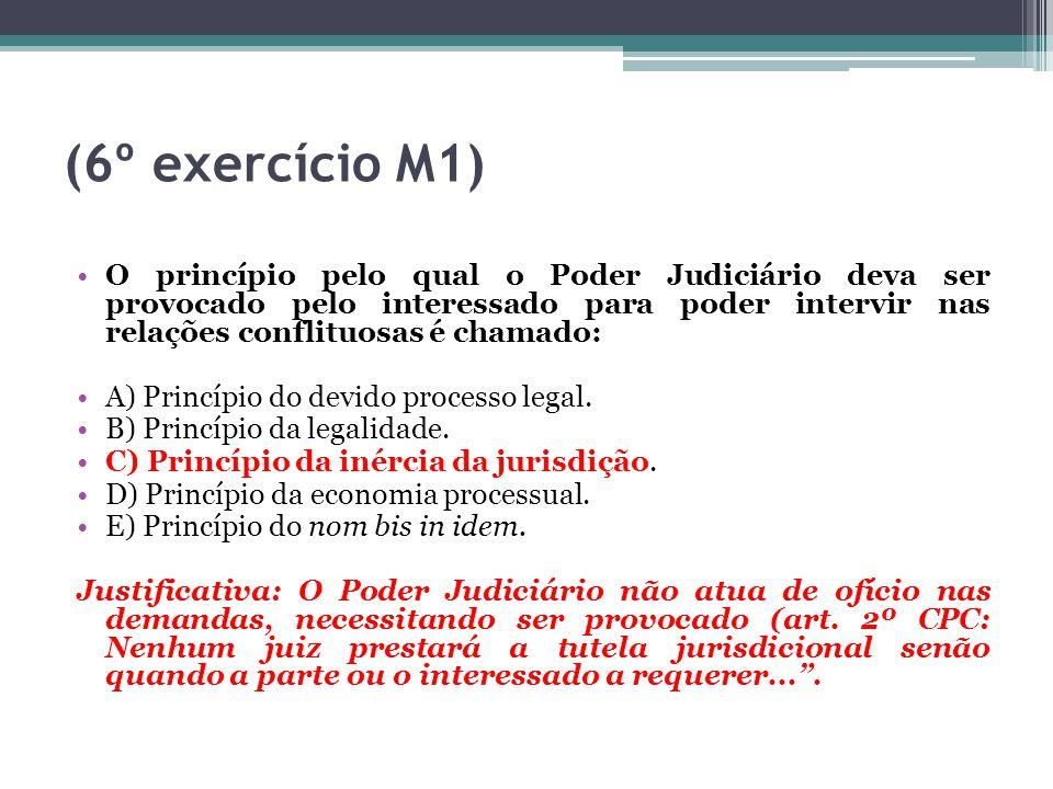 (6º exercício M1)