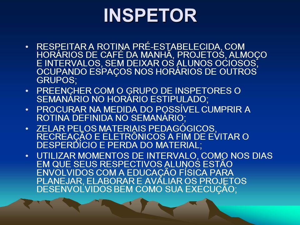 INSPETOR