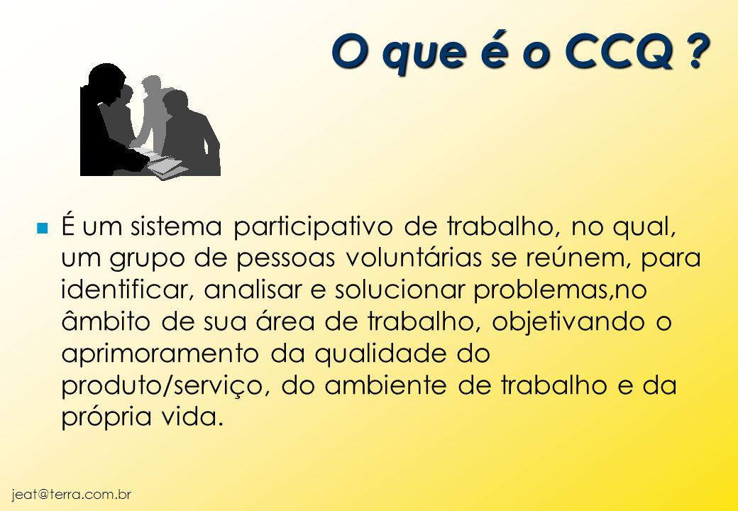 O que é o CCQ
