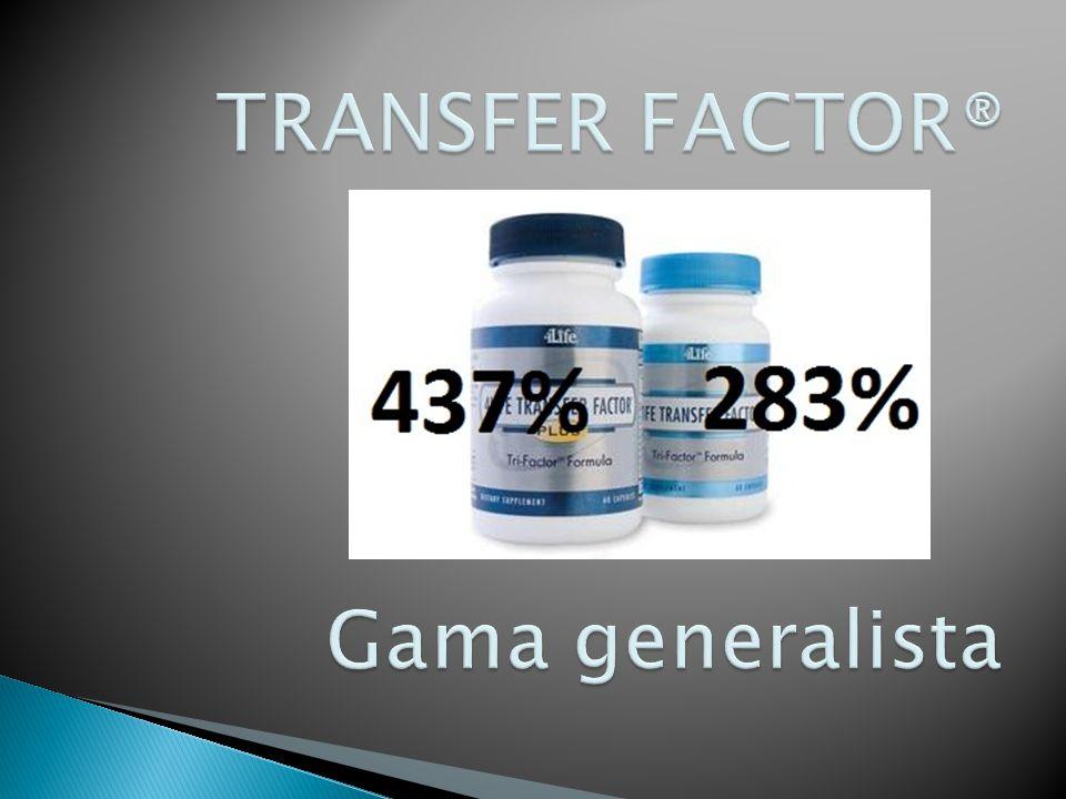 TRANSFER FACTOR® Gama generalista