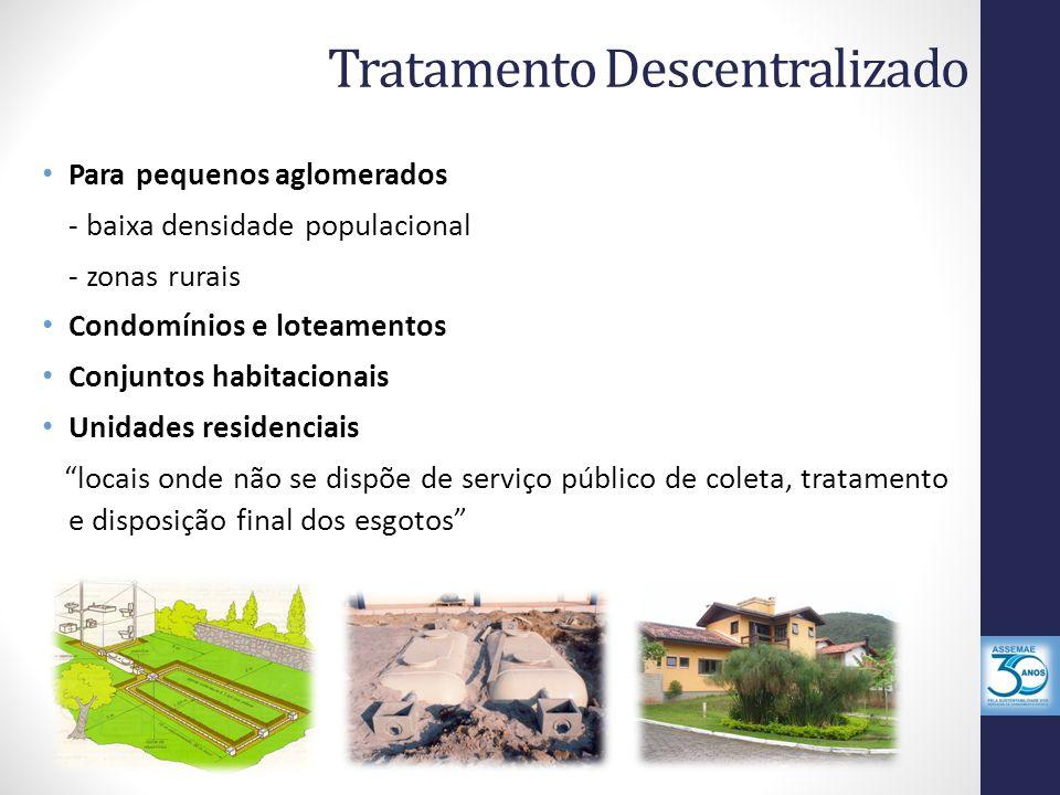 Tratamento Descentralizado