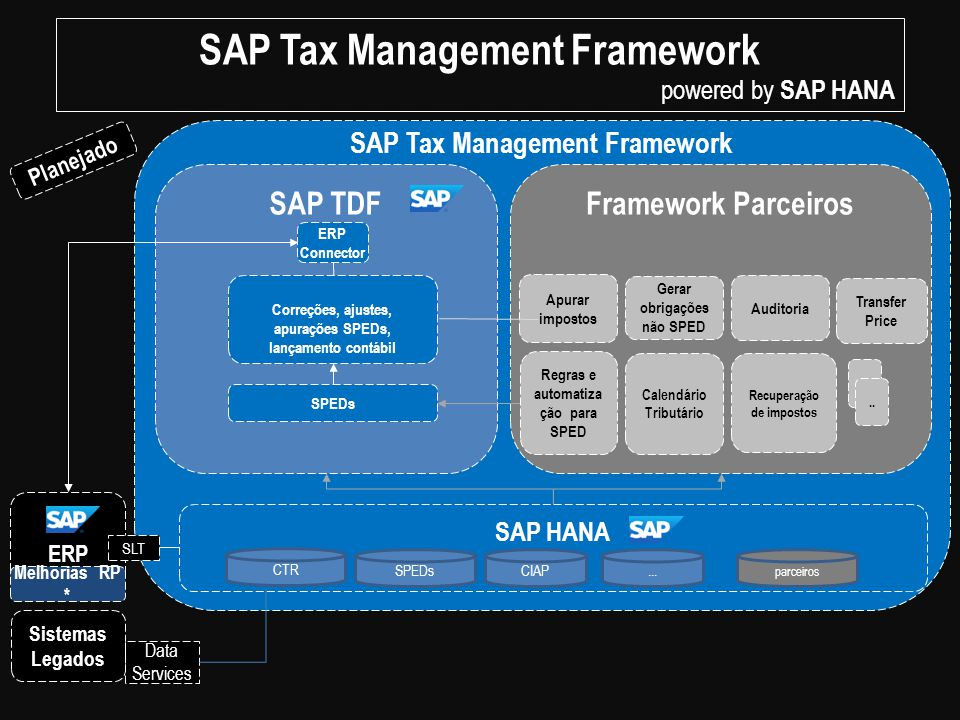 SAP Tax Management Framework